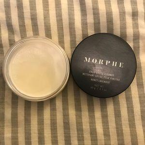 Morphe solid brush cleaner